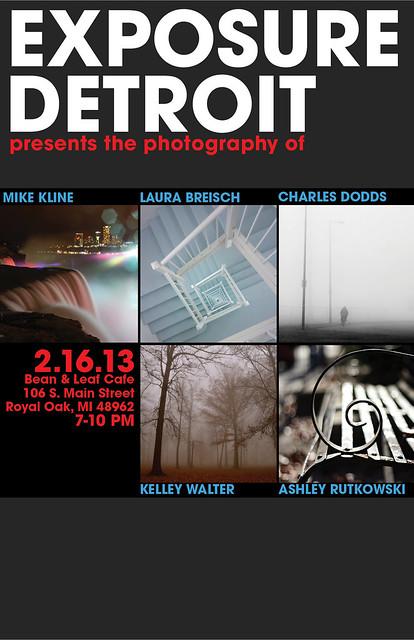Exposure Detroit- Feb 2013 Show