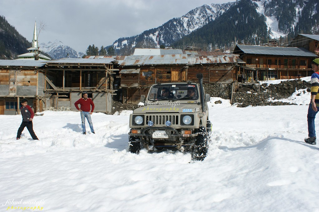 Muzaffarabad Jeep Club Neelum Snow Cross - 8470709923 5f701da711 b