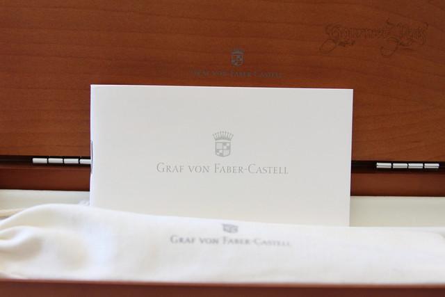 Graf Von Faber-Castell Packaging Details