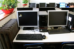 Public Computers at Poder Learning Center