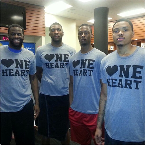 Golden State Warriors - One Heart