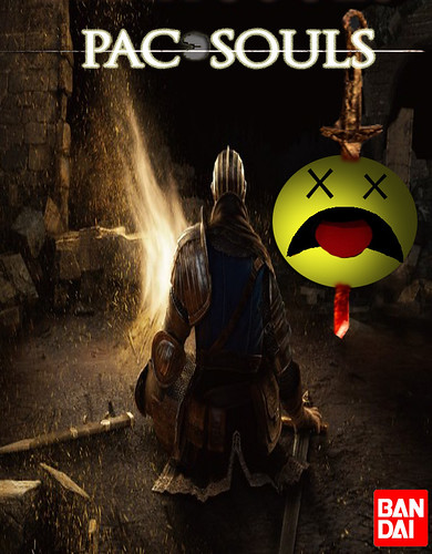 Pac-Man reimagined by FROM Software