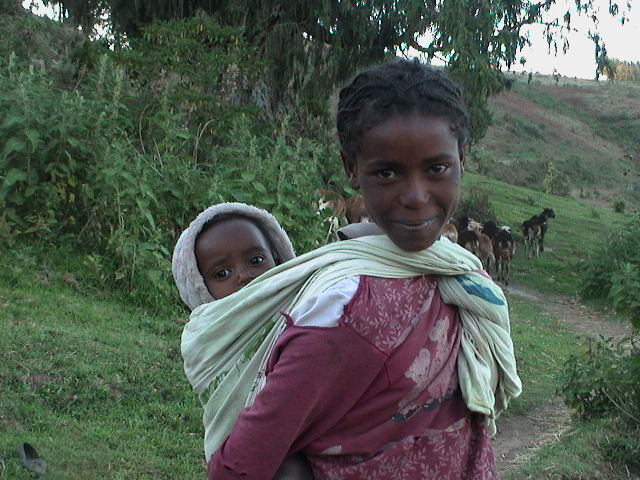Mom-and-child-Ethiopia