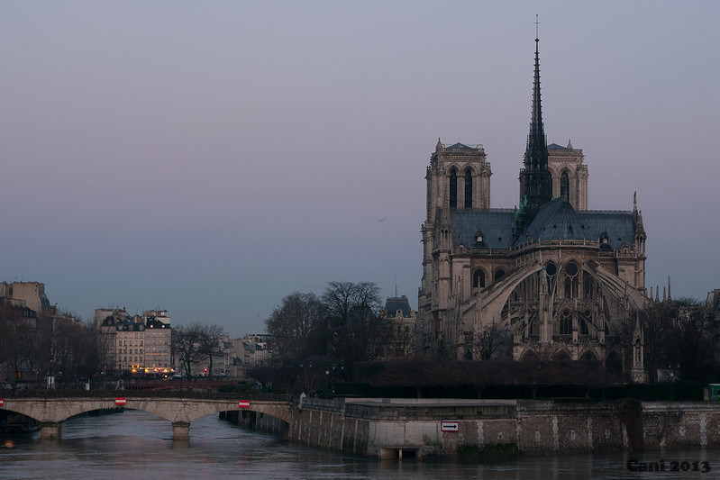 LES PHOTOS: lever de soleil sur la Seine 8479700760_e48a88d255_c