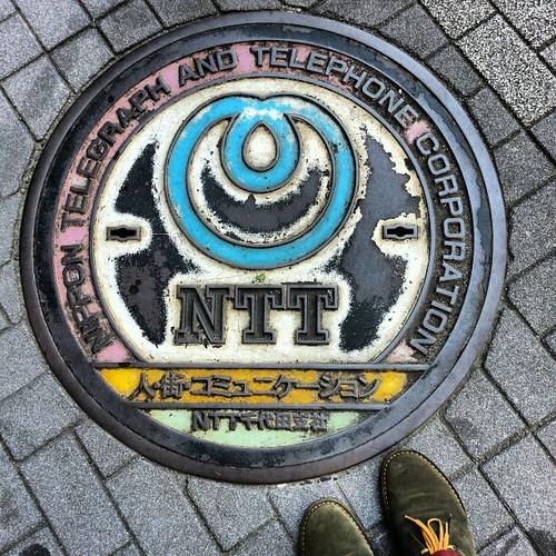 カラーマンホール #manhole #マンホール