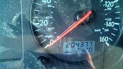 odometer, gauge, speedometer,