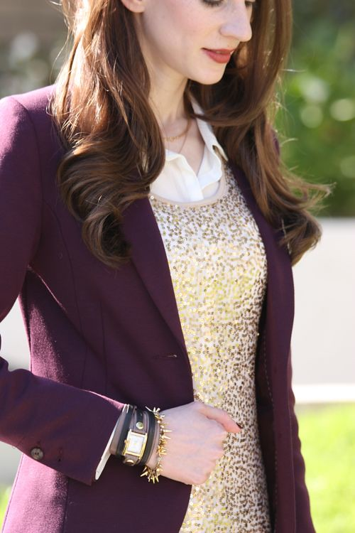 Layered Sequins