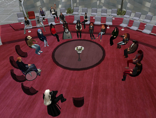 Virtual Worlds Educators Roundtable 17 January 2103