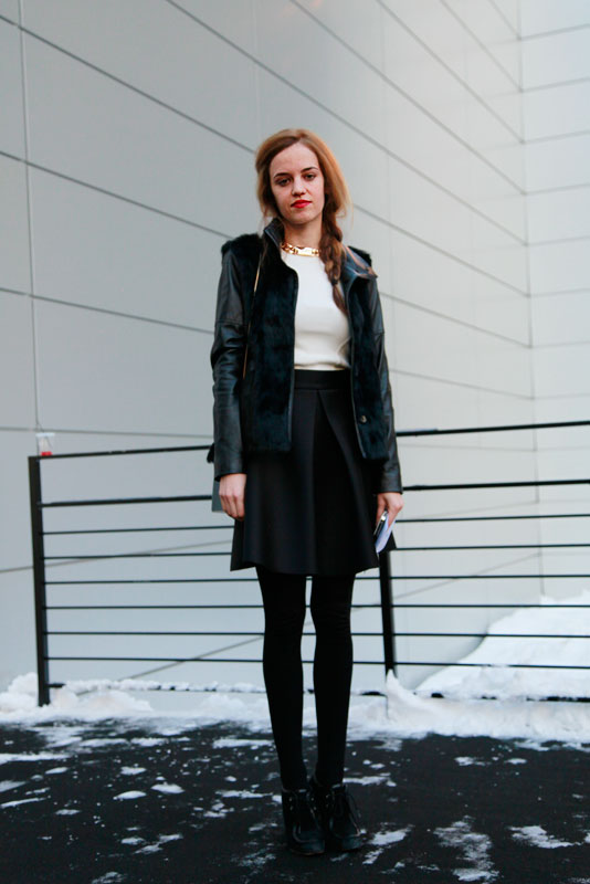 caterina_mbfw MBFW, NYC, NYFW, street fashion, street style, women