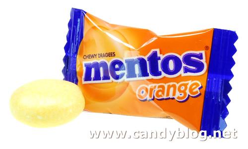 Mentos Orange