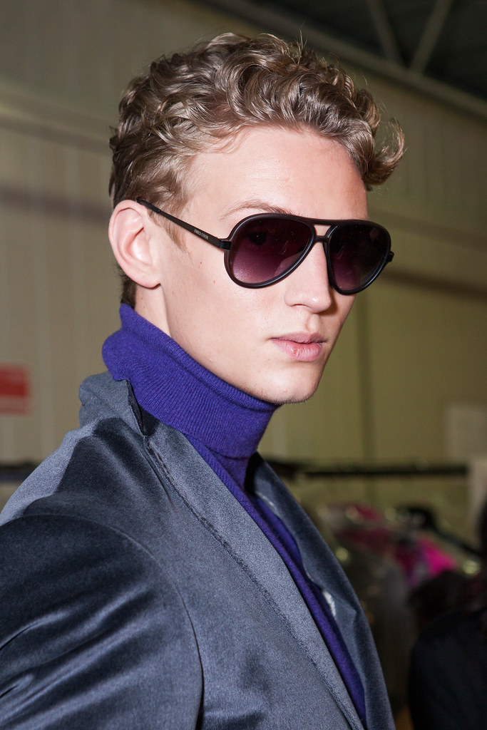 Alexander Johansson3536_FW13 Milan Enrico Coveri(fashionising.com)