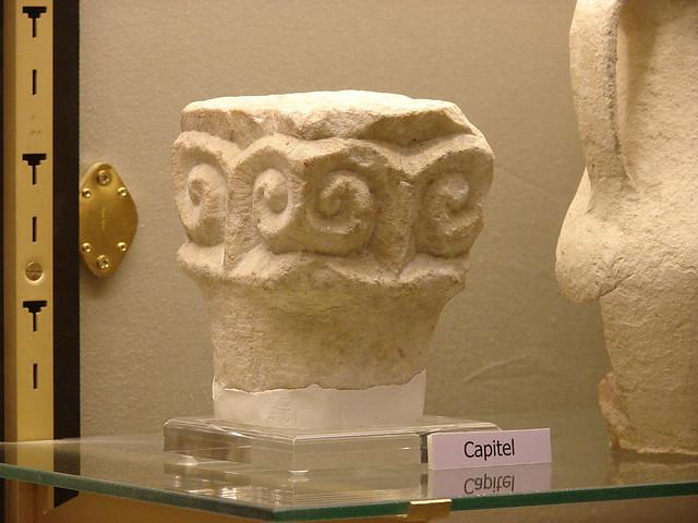Capitel visigodo Montilla