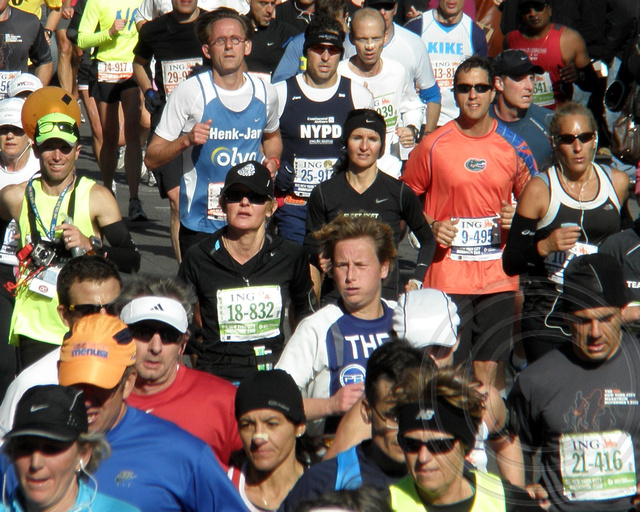 2010 New York City Marathon