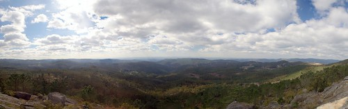 Panorama from Monte Junqueiro