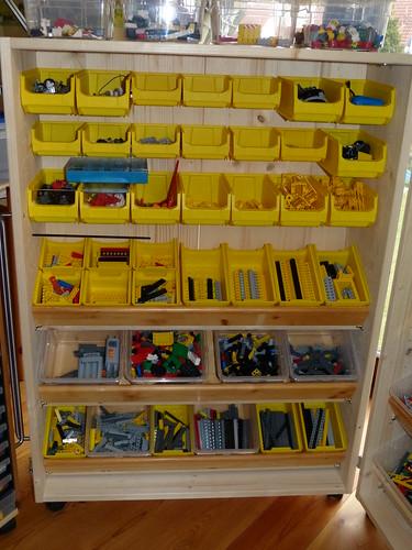 lego kisten sortieren