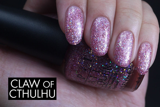 OPI Teenage Dream Swatch