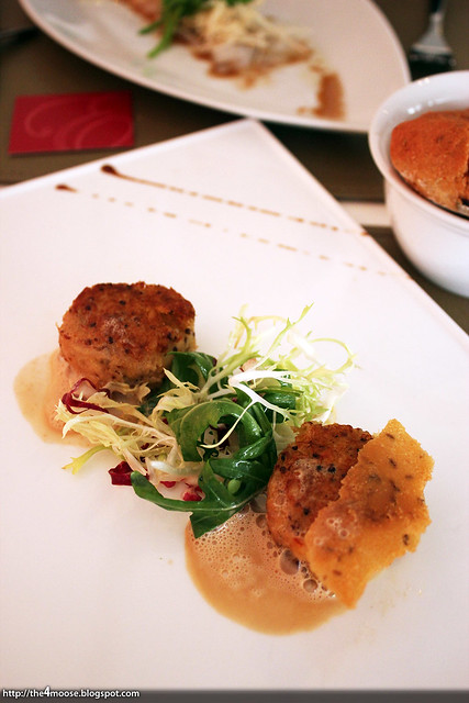 Ember - Crab Cakes