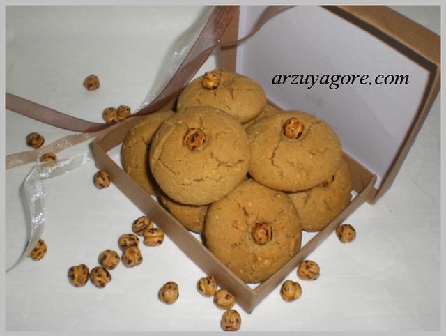 leblebili kurabiye