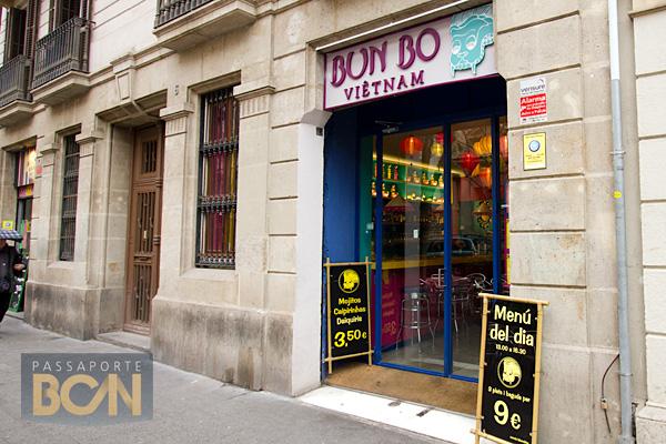 restaurante Bun Bo, Barcelona