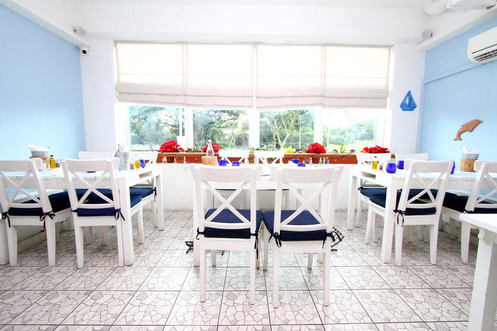 Blu Kouzina Interior