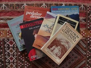 Que livros levar na mala de viagem