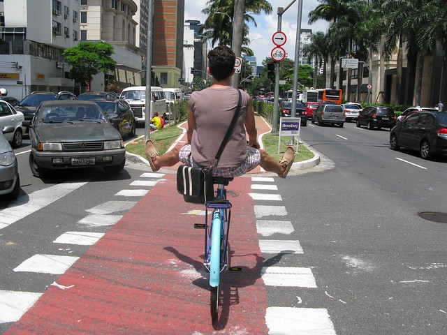 Cycle Chic em SP - 28