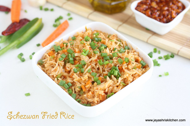 Schezwan rice1