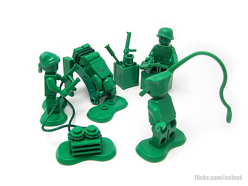 Toy Soldiers: The Enhanced Interrogation