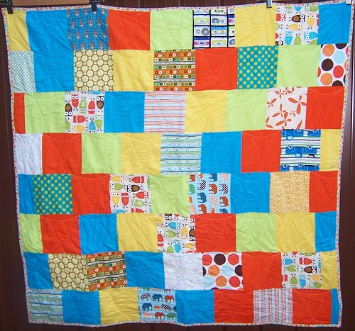 Charity Quilt #2 Front