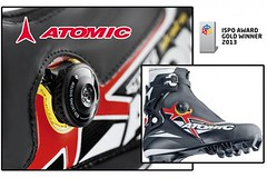 Boty Atomic Race Skate - DON´T LACE, JUST RACE