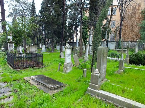 Feriköy temető, magyar szektor