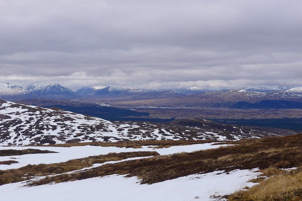 Rannoch Moor and Glencoe