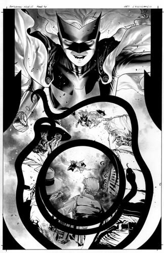Batwoman 15 pg 20