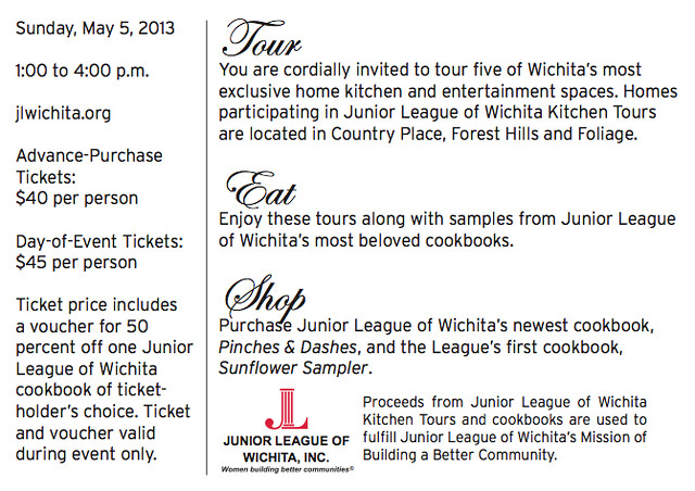 JLW Kitchen Tours