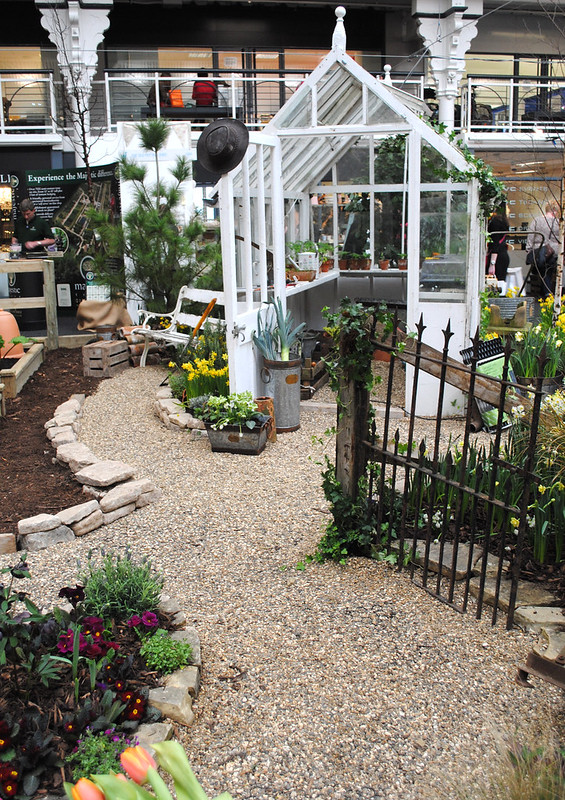 Inspirational garden @Country Living Fair