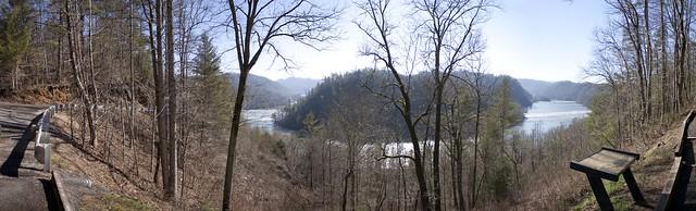 Hiwassee River Pano
