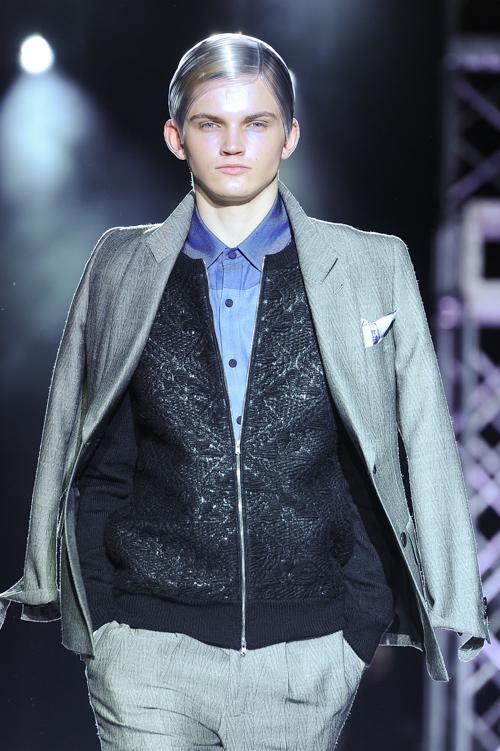 FW13 Tokyo yoshio kubo021_Morris Pendlebury(Fashion Press)