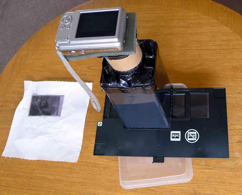 rattlesden church moskva 2 camera homemade negative scanner