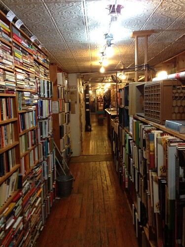 East Side Books