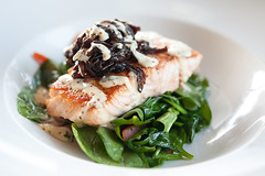 Stonehouse Pan Seared Scottish Salmon