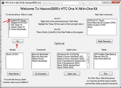 HTC Sensation XE rooting toolkit image screenshot picture wallpaper
