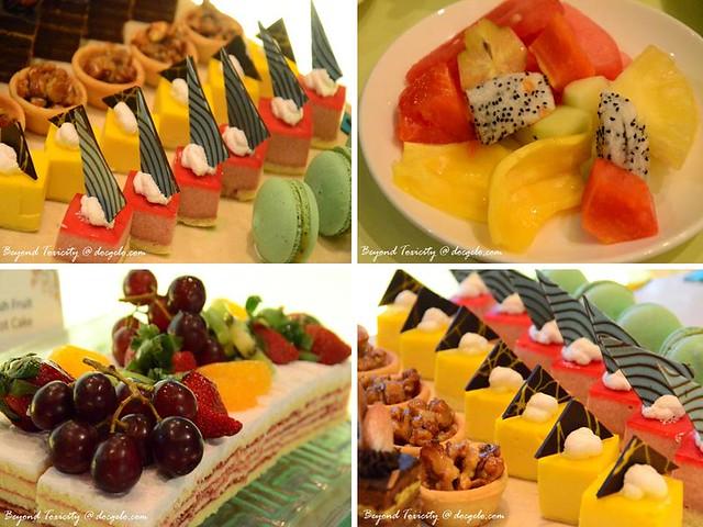 Japanese Buffet, Swez Brasserie, Eastin Hotel Penang