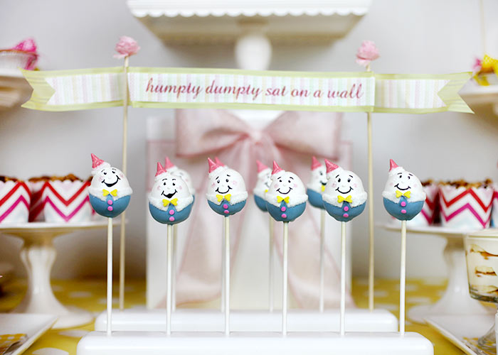 Humpty Cake Pops