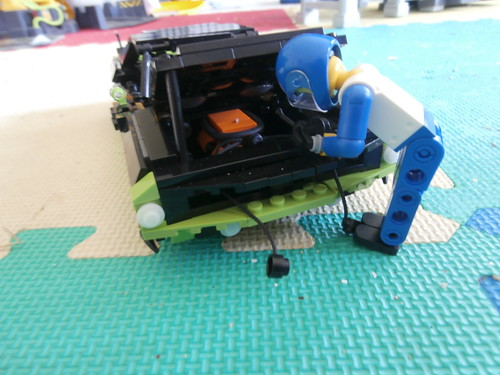 Plymouth AAR Cuda Restoration (WIP)