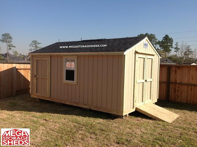 Outdoor storage sheds houston tx