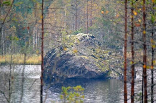 finland kokkola syväjärvi lithiumdeposit keliber erraticboulder glacialerratic geology