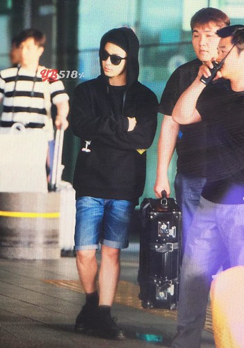 Big Bang - Incheon Airport - 01jun2016 - YB 518 - 01