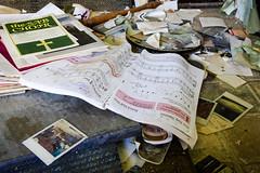 Annotated Sheet Music