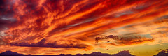 PANO A-3 - 9-20-16 Bend Oregon Sunset 30