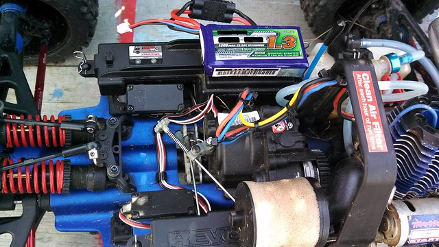 8351108970_b62a4dfafb_z my remote start revo ! traxxas ez start wiring diagram at edmiracle.co